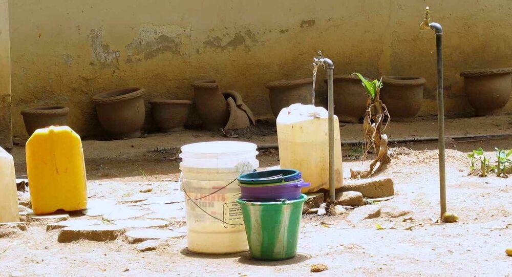 Chronic water shortage