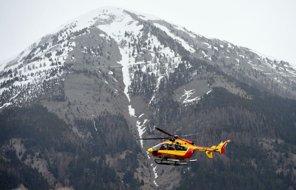 Deadly Germanwings A320 Сrash in French Alps