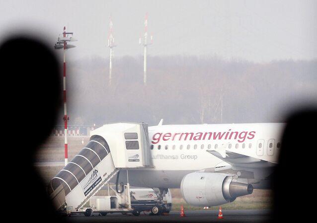 Germanwings aircraft