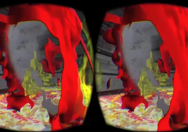 Blown Away! Virtual Reality 3D Tour Into Eye of Tornado