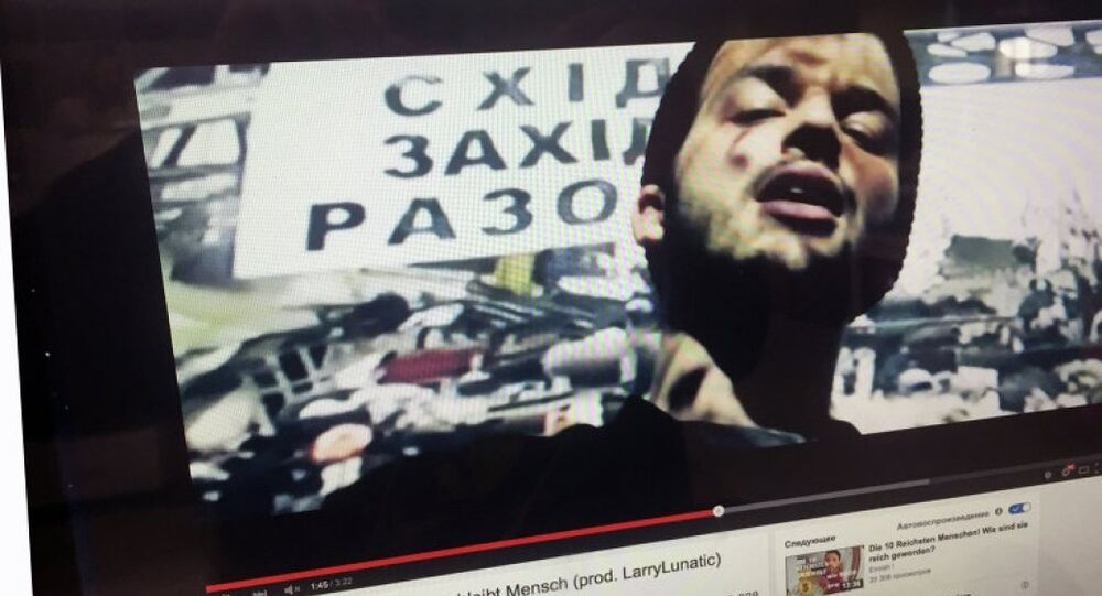 German Rappers Sing About Donbass, Sympathize With Independence Supporters