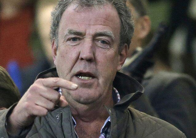 TV host Jeremy Clarkson