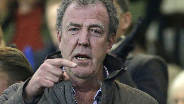 TV host Jeremy Clarkson - Sputnik International