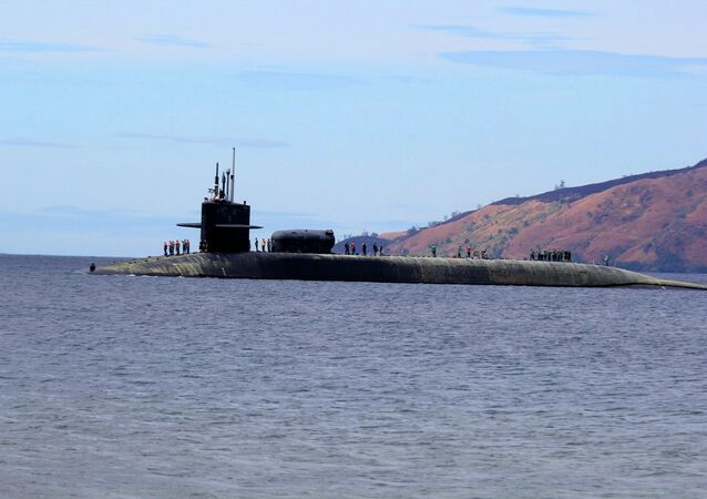 Procurement funding for the fourth-generation Ohio-class strategic nuclear submarine will start in 2017 as expected