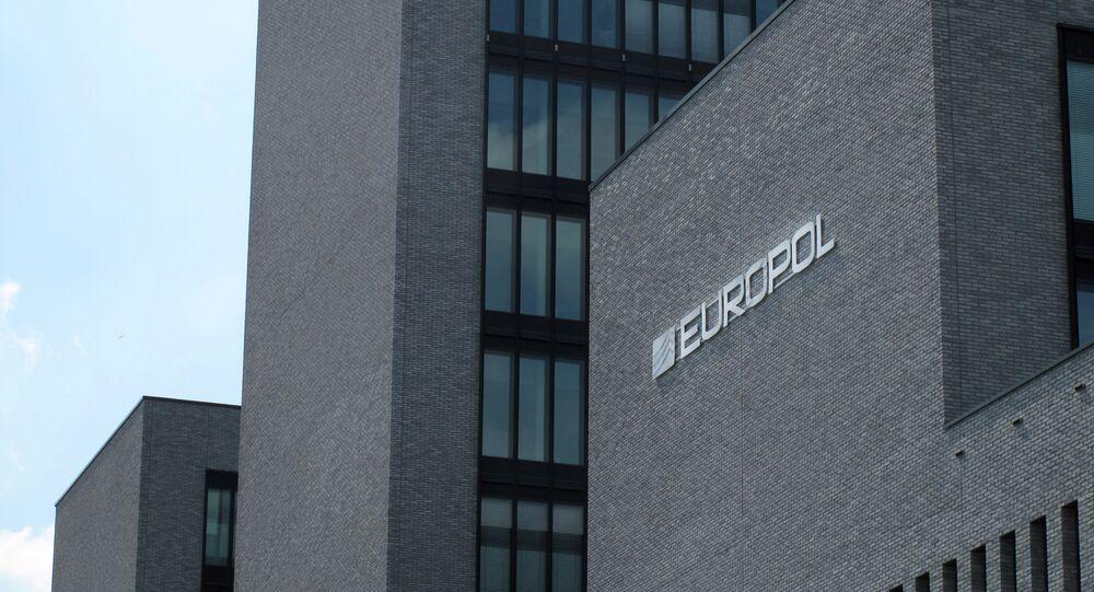 The Europol headquarters