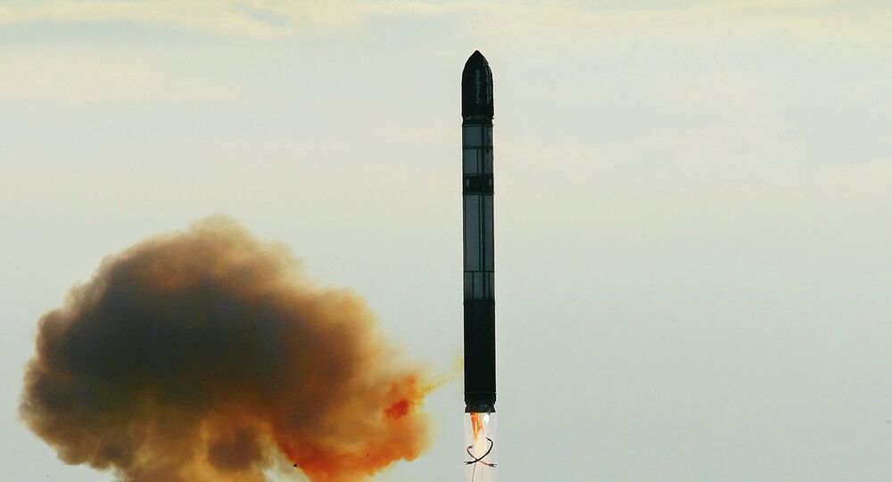Russian Strategic Missile Forces have successfully launched an RS-20B (SS-18 Satan Mod. 4) intercontinental ballistic missile carrying a South Korean satellite, Russian Defense Ministry spokesman Col. Igor Egorov has announced