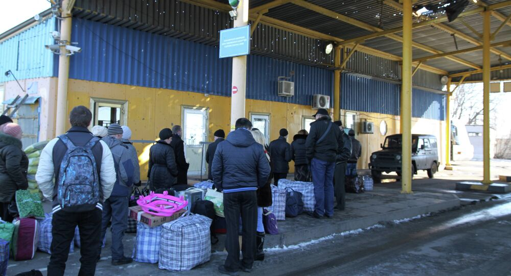 The continuing conflict in Ukraine has led to a dramatic rise in the number of Ukrainians seeking asylum