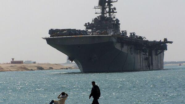 USS Iwo Jima - Sputnik International