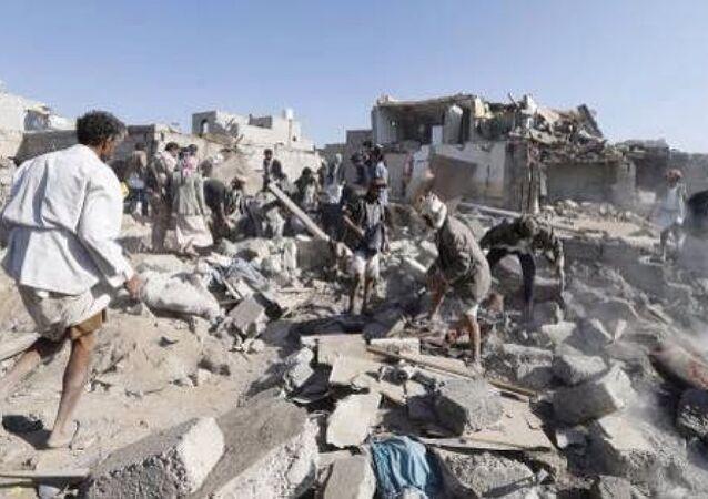 Situation in Yemen