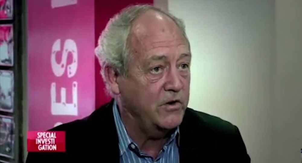 Dr. Patrick Moore, who claimed drinking an herbicide wasn't dangerous...yeah