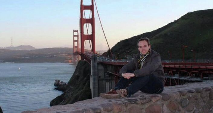 Undated file picture of co-pilot Andreas Lubitz is seen via Facebook March 26, 2015