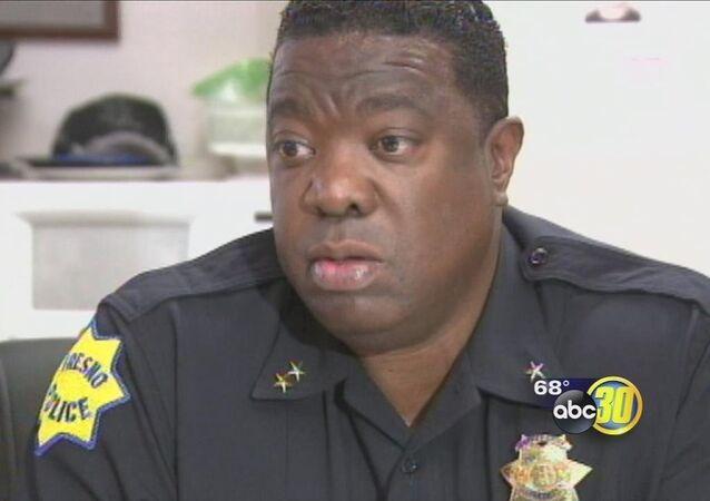 Fresno Deputy Police Chief Keith Foster