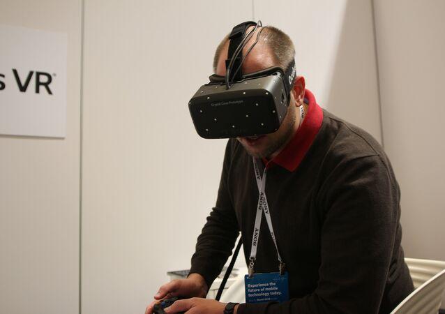 Facebook Takes on Virtual Reality