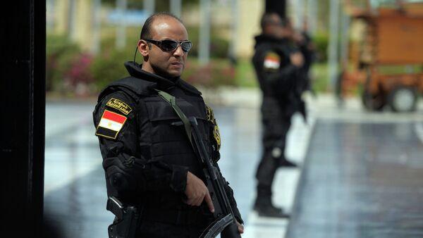 Egyptian police. File photo - Sputnik International