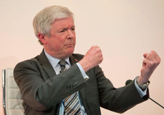 BBC Director-General Lord Tony Hall