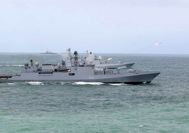 Indian Navy ships