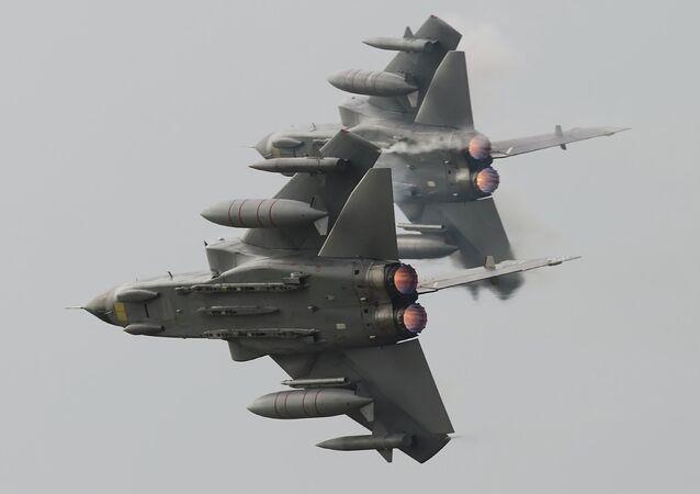 Tornado GR4 Royal Air Force