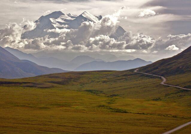 Alaska's Mt Denali