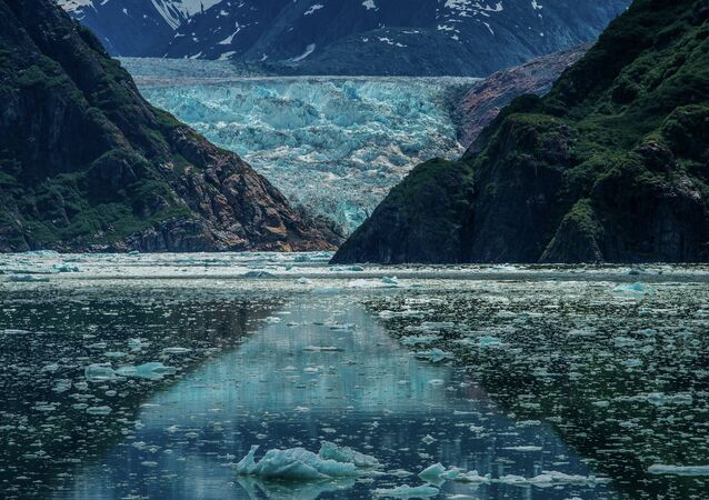 Alaska Cruise - Sawyer Glacier