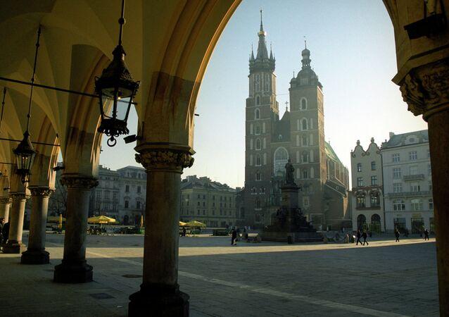 Krakow. File photo