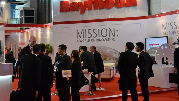 Raytheon - Sputnik International