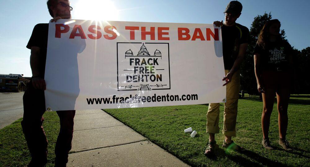 Frack Free Denton