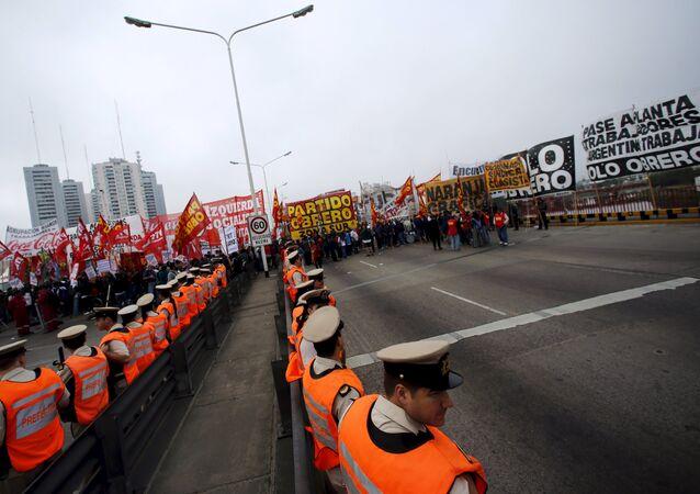 A one-day nationwide strike