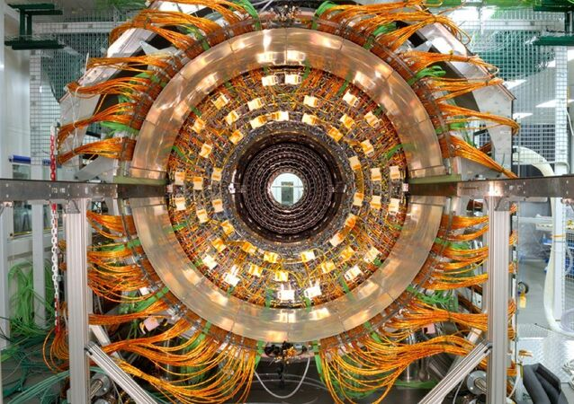 The Large Hadron Collider (LHC), a 27 kilometer (17 mile) long particle accelerator straddling the border of Switzerland and France, is nearly set to begin its first particle beam tests.