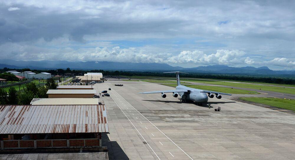 Cano Air Base Honduras