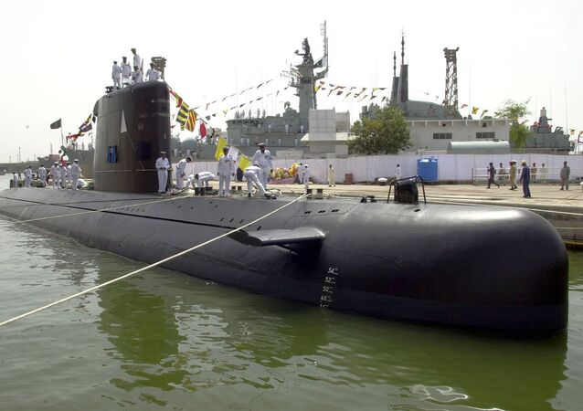 Pakistan Submarine