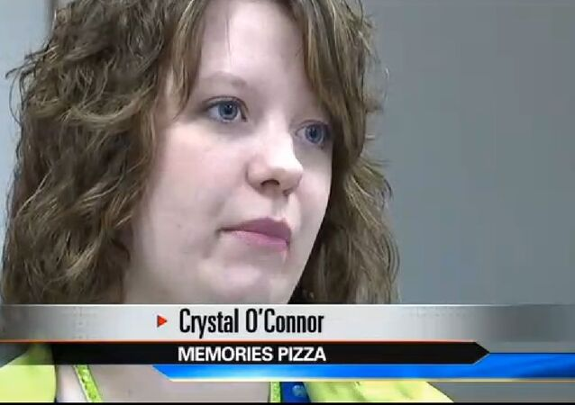 An Indiana pizzeria has been the victim of a tongue-in-cheek online prank after they were the first business in the state to publicly vow that it will refuse service to gay customers under the proposed religious freedom law that has caused nationwide critique and boycotts.