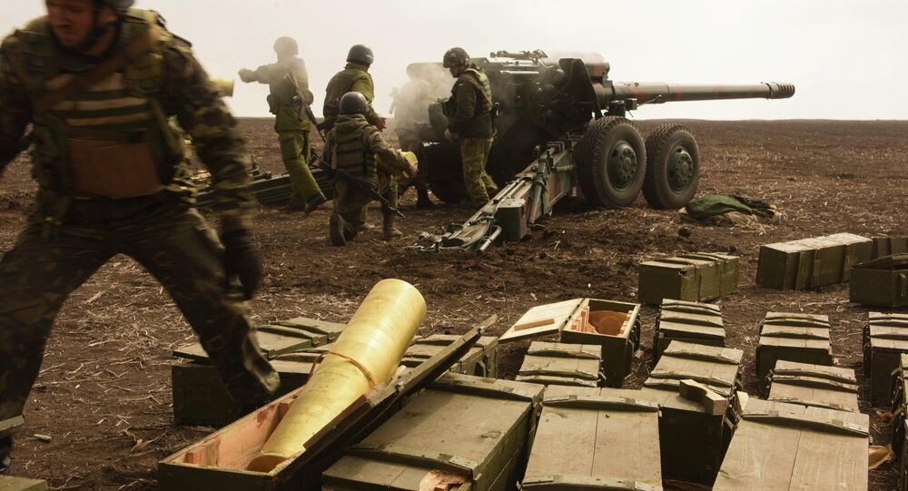 The US Army is hoping to benefit from the ongoing conflict in Ukraine in perhaps one unexpected way: by collecting what they say could be useful intelligence about Russian military technology.