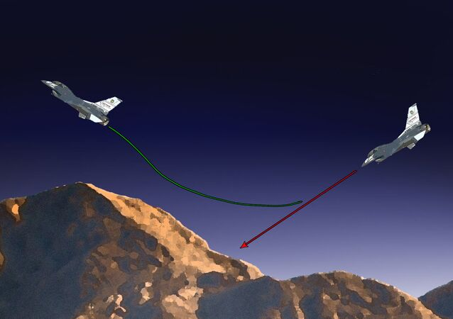 A joint project involving NASA, the US Air Force, and Lockheed Martin has been under development since the 1980s to provide a way for flight control to remotely wrench a plane out of a collision course.