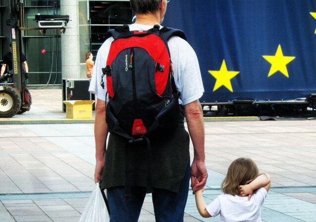 Public trust in the European Union