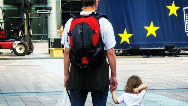 Public trust in the European Union - Sputnik International