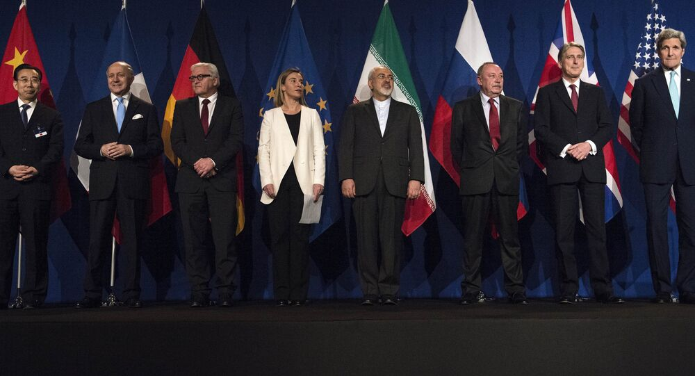 A Joint Comprehensive Plan of Action (JCPOA) was reached concerning Iran's nuclear program in Lausanne, Switzerland, June 2015.