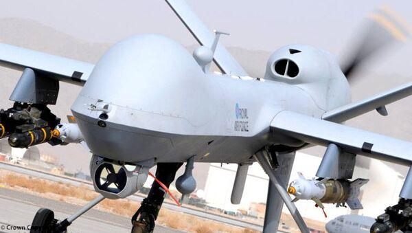 RAF Reaper MQ-9 remotely piloted air system - Sputnik International