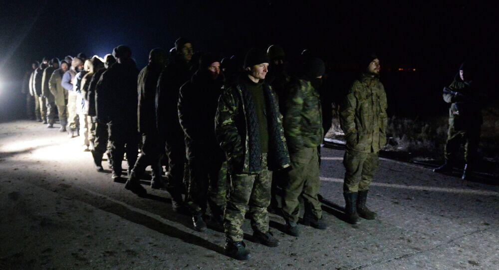 Prisoner exchange between Donetsk People's Republic, Luhansk People's Republic and Ukrainian Armed Forces