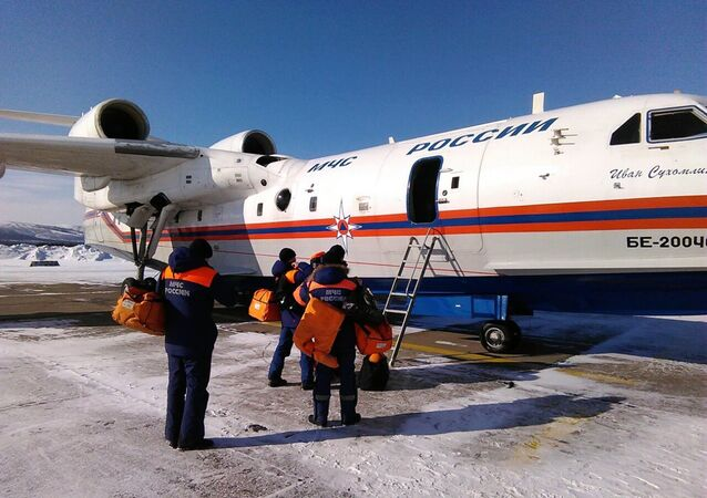 Russian Emergencies Ministry's aircraft has ended air search for the missing crew members from the Dalniy Vostok fishing freezer trawler
