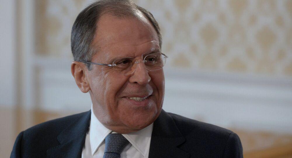 Russian Foreign Minister Sergei Lavrov's interview to Rossiya Segodnya's Director General Dmitry Kiselev