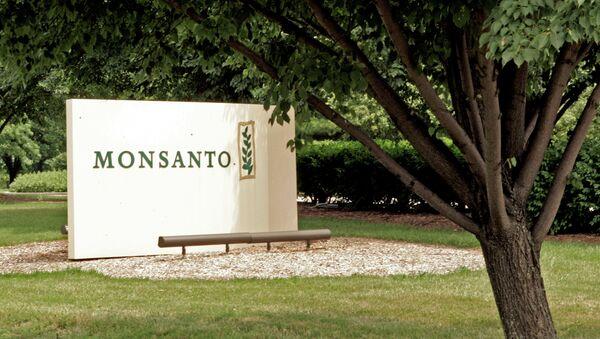 Monsanto Headquarters - Sputnik International