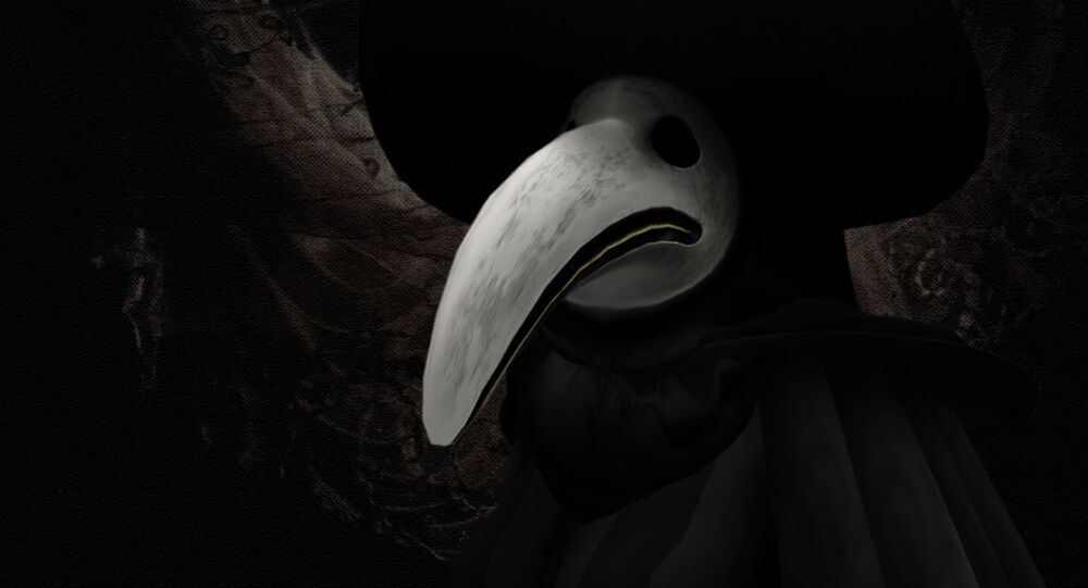 Plague doctors were special physicians who treated those with with the Bubonic Plague