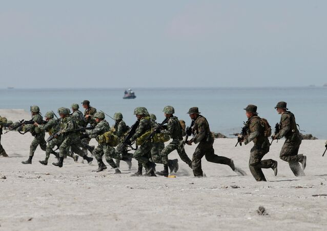 Nearly 12,000 soldiers will take part in this year's Balikatan military exercises.
