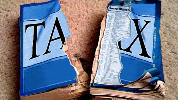 Tax avoidance - Sputnik International