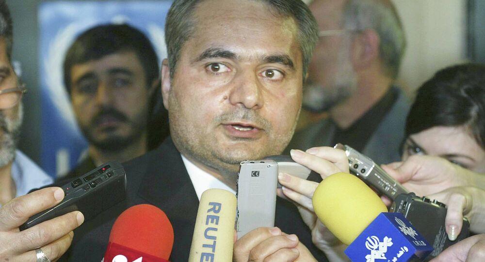 Seyed Hossein Mousavian