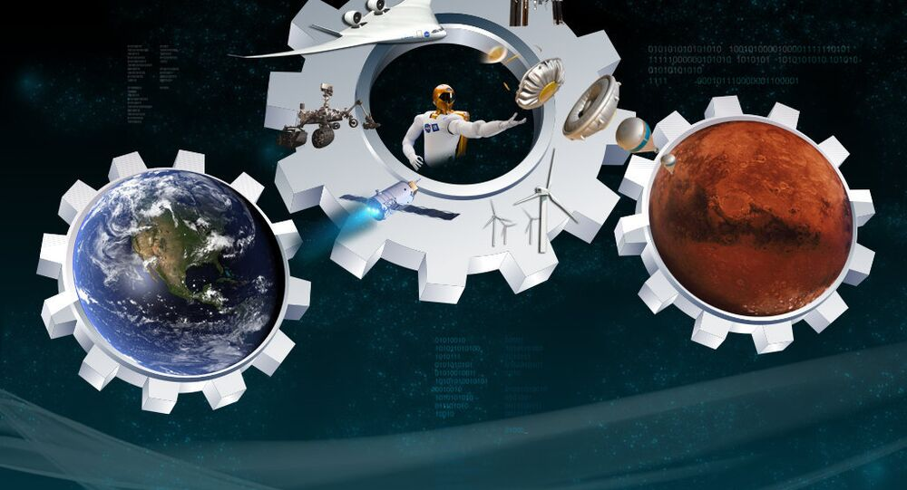 NASA has selected three proposals in attempts to find light weight materials for space travel.