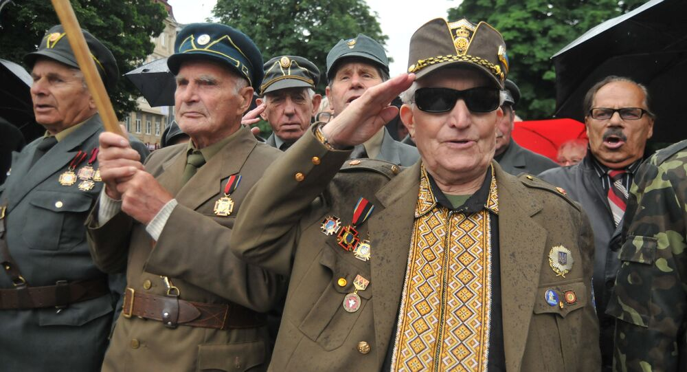 Heroes Day celebrated in Lviv