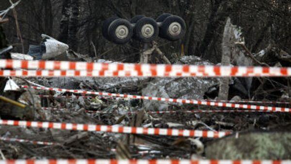 Five Years Since Tragic Smolensk Plane Crash - Sputnik International