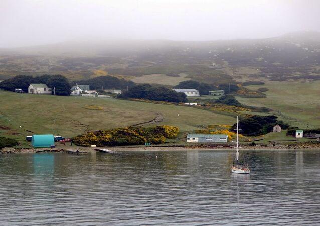 West Falkland Island