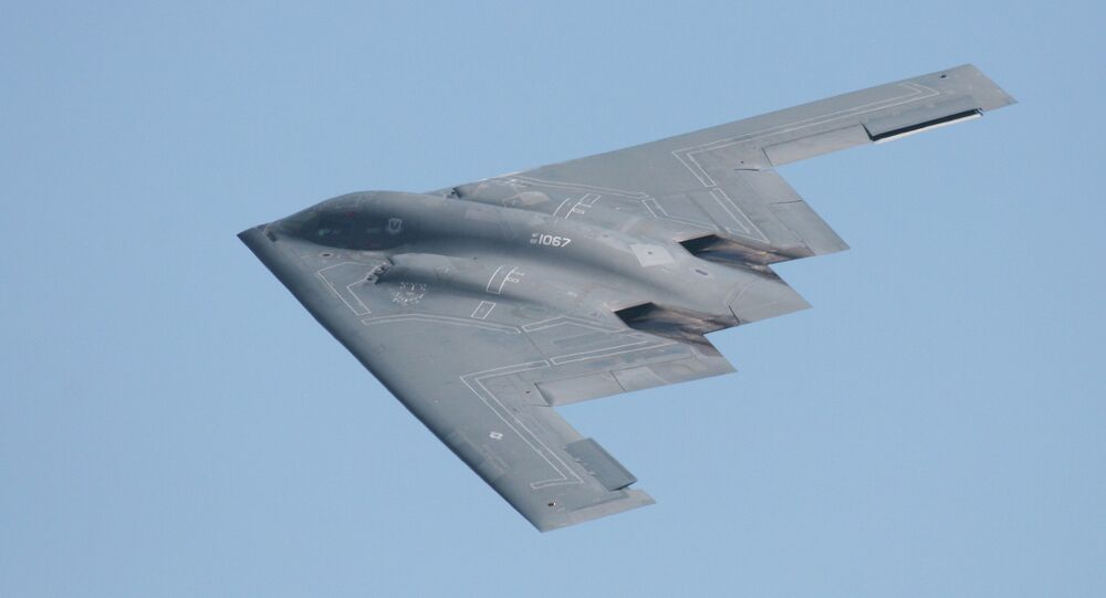 Northrop Grumman B-2 Spirit AV-2, Spirit of Arizona - 82-1067.